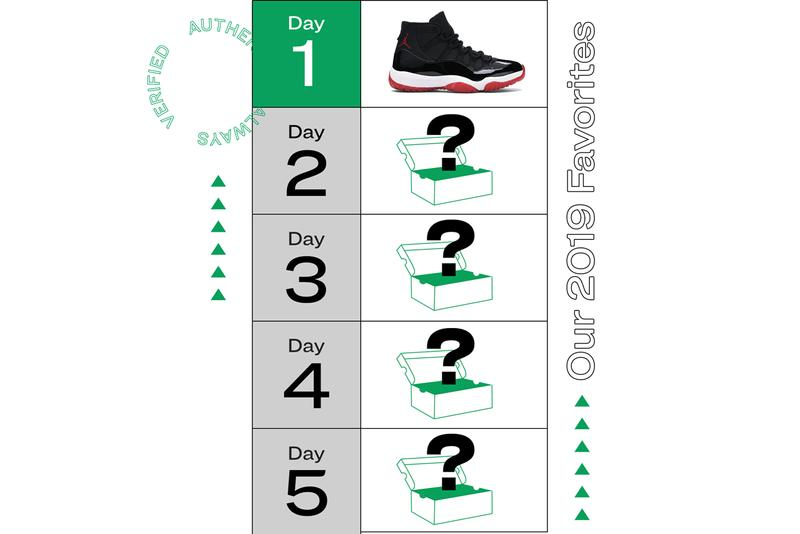 StockX Give Away 100 Sneakers 100 Winners December 19 at 10 AM EST. until December 23 at 11:59 PM EST BESTOF2019 20 new winners over five days