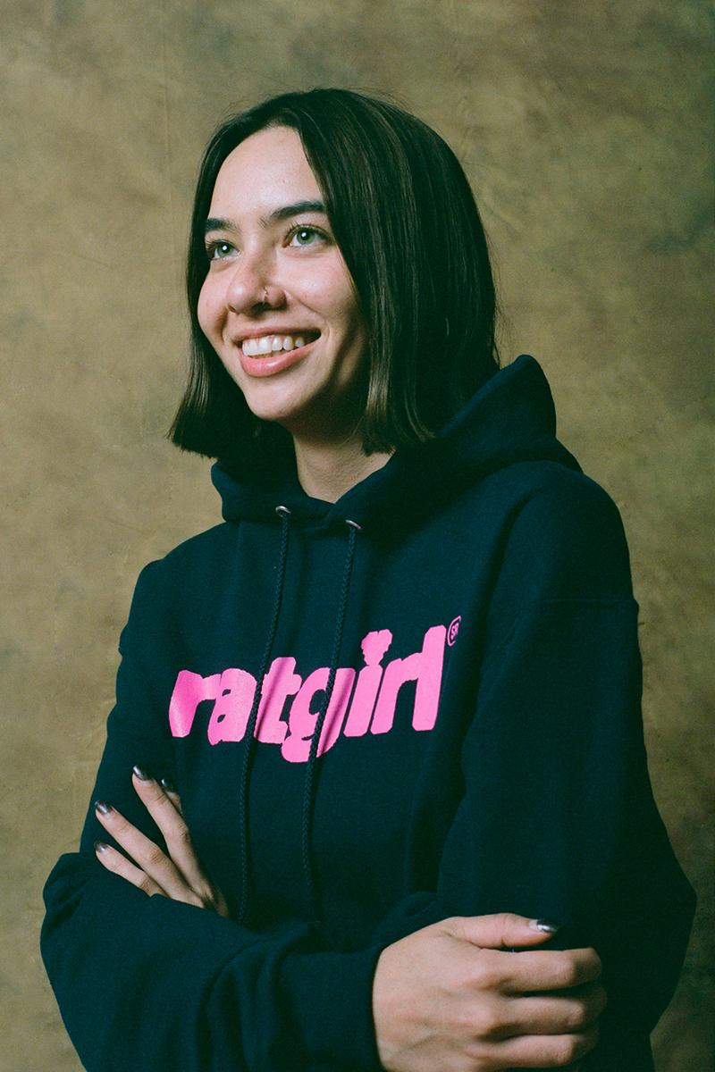 Stray Rats Fall Winter 2019 Collection Lookbook streetwear graphics hoodie imagery centipede rat girl wake up Julian Consuegra WE DESIGN THE FUTURE tees t shirts server crew