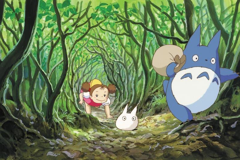 Studio Ghibli's Entire Catalog Available for Digital Purchase anime cartoons japan japanese spirited away My Neighbor Totoro