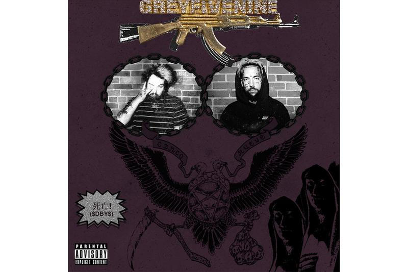 "$uicideBoy$ Share ""Fuck Your Culture"" & ""Scope Set"" single stream apple music spotify listen now hip-hop south 'stop staring at the shadows' album announcement"