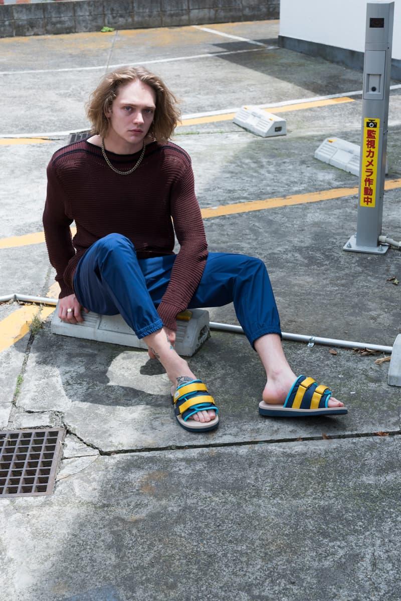 Suicoke Spring/Summer 2020 Lookbook Collection vibram toe shoes sandals footwear shoes ss20 release date fivefingers