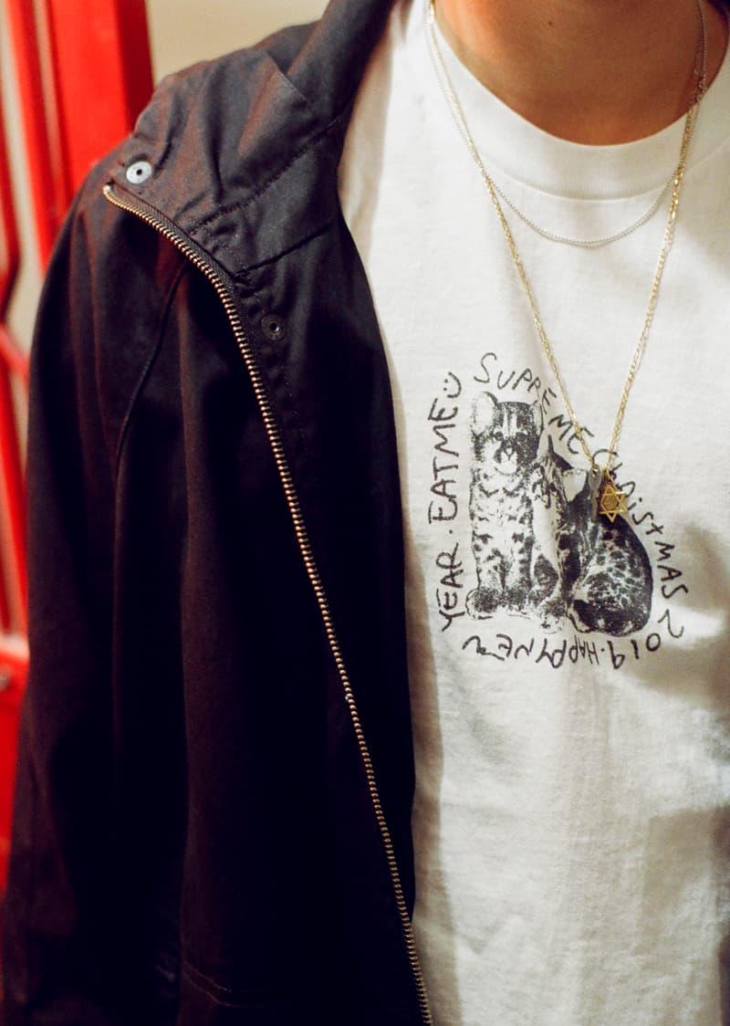 Supreme Winter 2019 Tees: Bandana Box Logo, X-Mas Christmas T-Shirt