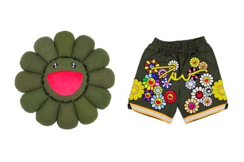 Takashi Murakami Releases Kaikai Kiki Flower Collab With READYMADE