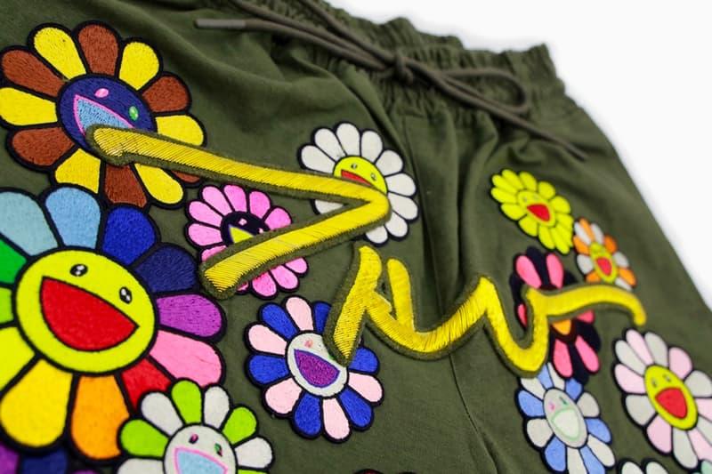 Takashi Murakami READYMADE Kaikai Kiki Flower Short Pants Cushion Release info Date Buy Tonari no Zingaro