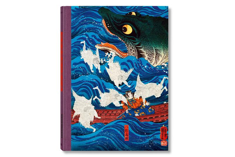 'Japanese Woodblock Prints' Taschen Books Japanese Prints Andreas Marks XXL Edition