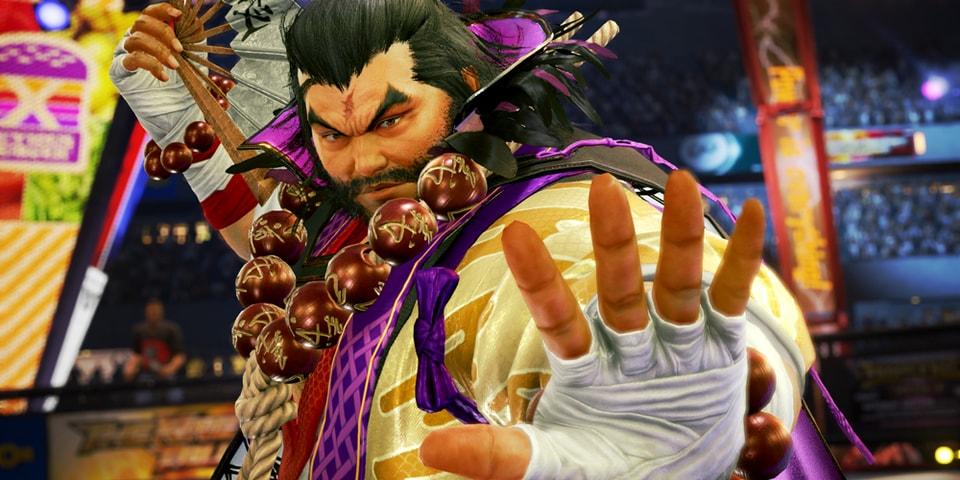 Tekken 7 Ganryu And Fahkumram Season 3 Trailer Hypebeast