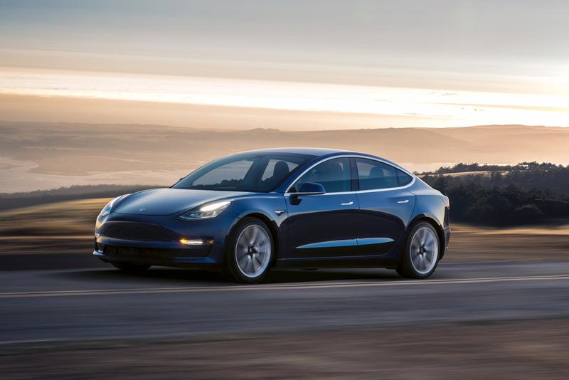 Tesla Launches Acceleration Boost Model 3 2K usd Dual Motor Long Range electric vehicle ev speed car vehicle