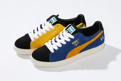 """The Hundreds Remixes OG PUMA Clyde For New """"Decades"""" Styles"""