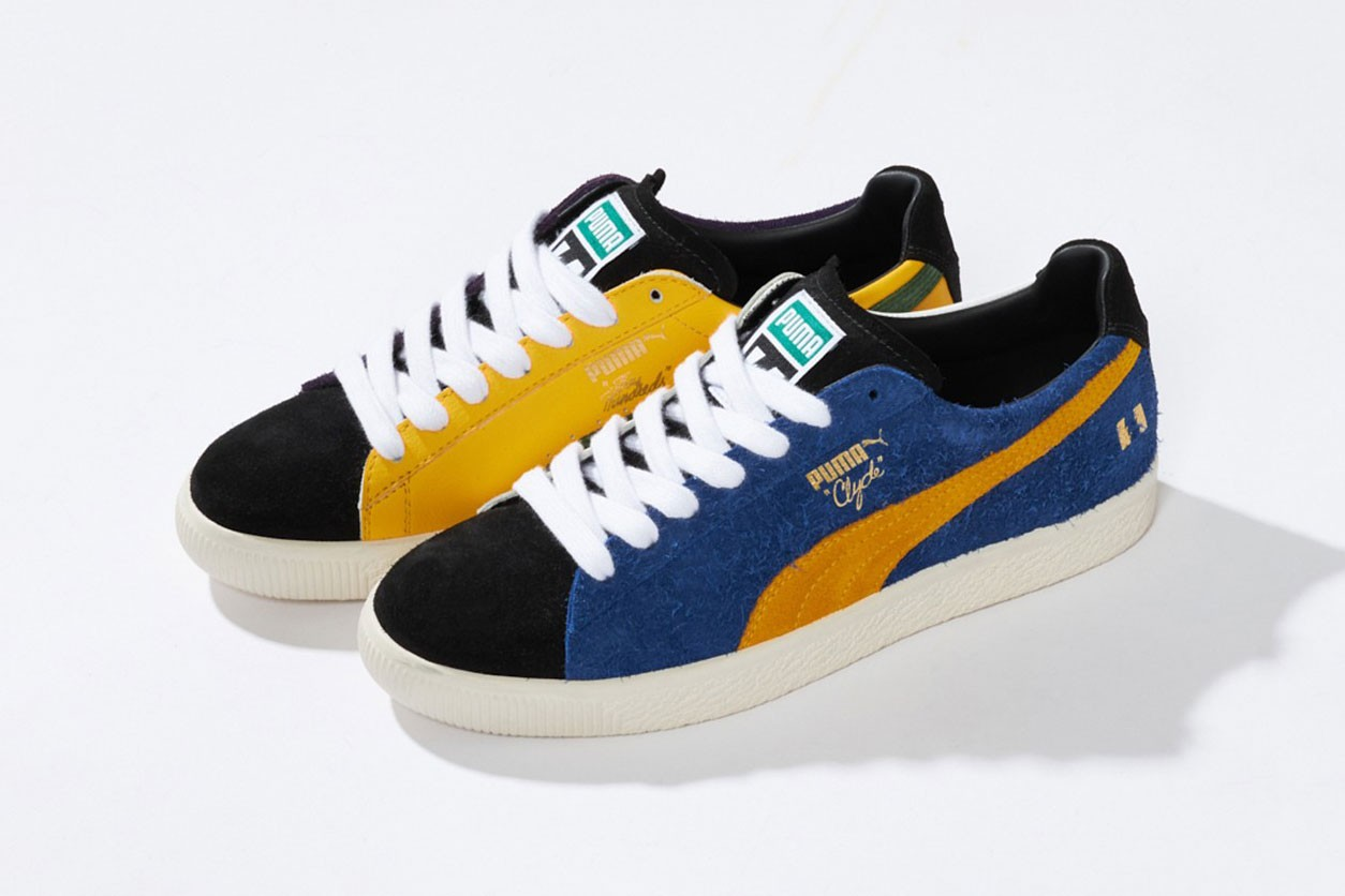 The Hundreds x PUMA Clyde Release Date