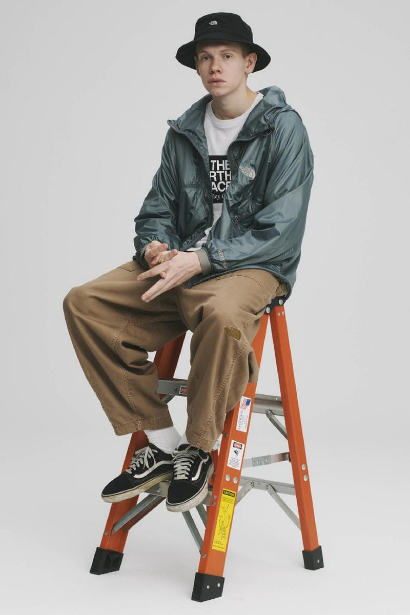 THE NORTH FACE PURPLE LABEL Spring/Summer 2020 ss20 lookbook collection buy stockist web store shop japan release date nanamica