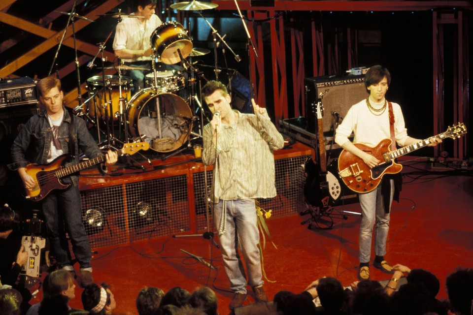 The Smiths' First-Ever 1982 Recording Surfaces Online