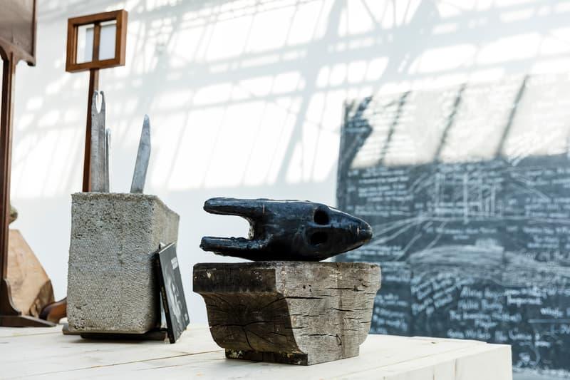 theaster gates amalgam tate liverpool exhibition artworks sculptures installations