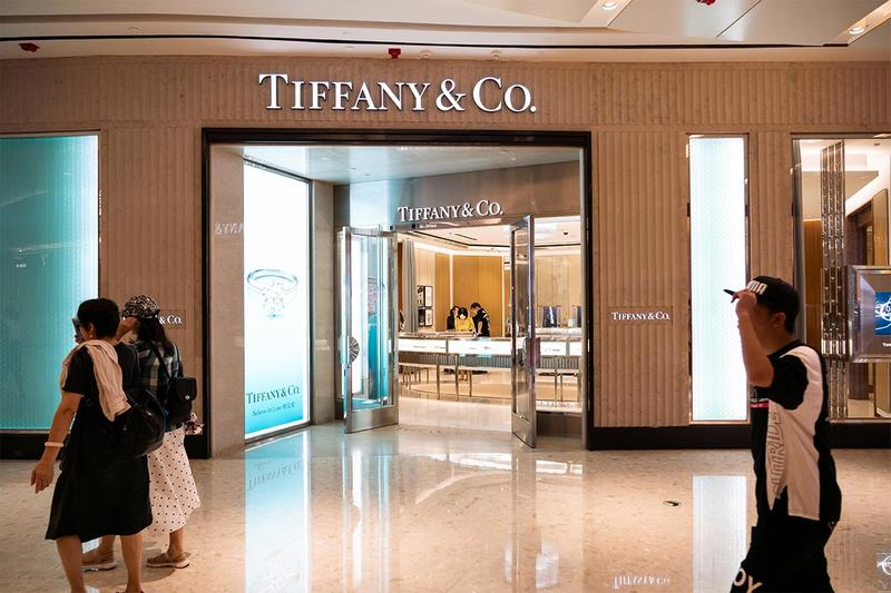 tiffany co luxury jewelry brand lvmh french fashion conglomerate third quarter financial results earnings report
