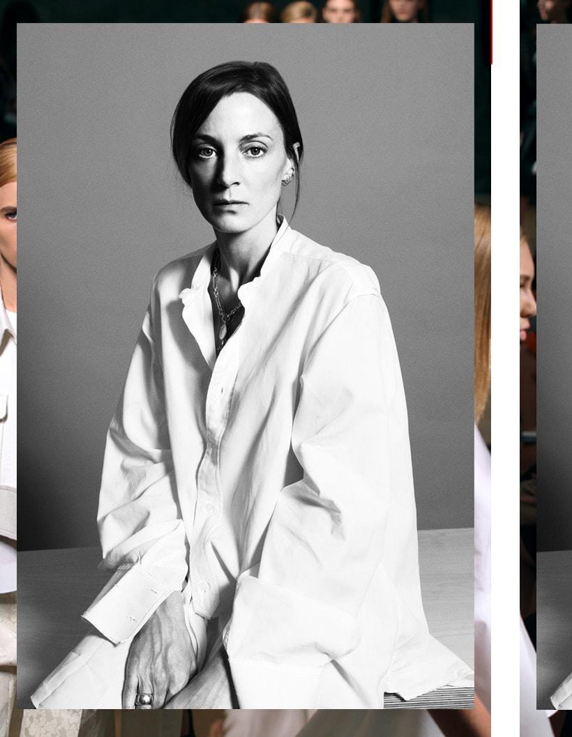 2010년대를 이끈 디자이너 12인, 버질 아블로, 라프 시몬스, 뎀나 바잘리아, 리카르도 티시, 칸예 웨스트