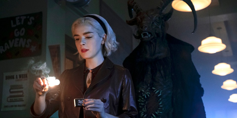 chilling adventures of sabrina season 3 release date. Black Bedroom Furniture Sets. Home Design Ideas