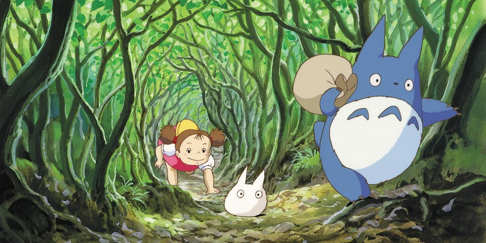 Studio Ghibli's Entire Catalog Will Be Available for Digital Purchase