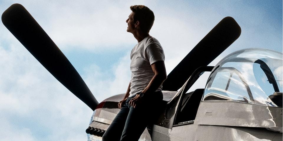 New 'Top Gun: Maverick' Trailer Spotlights Tom Cruise's Need for Speed