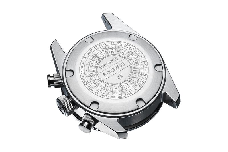 unimatic italian made u3 f chronodiver watches accessories timepiece Seiko
