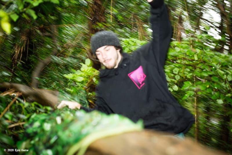 Fortnite x UNIQLO UT Collaboration Lookbook  xbox nintendo switc one playstation 4 multi-player video games shirt hoodies tees t-shirt