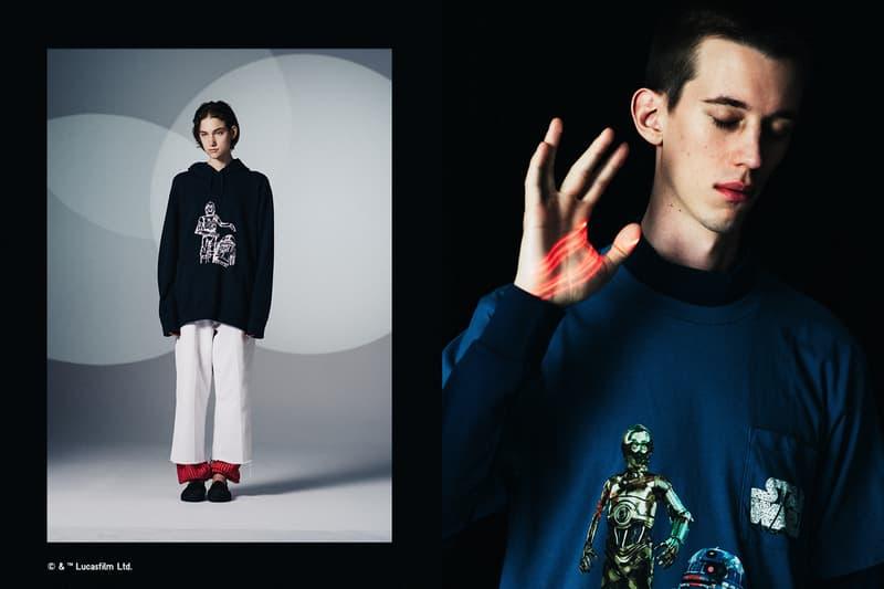 UNIQLO Star Wars Hoodies Fashion lookbooks james jarvis stash masumi ishikawa