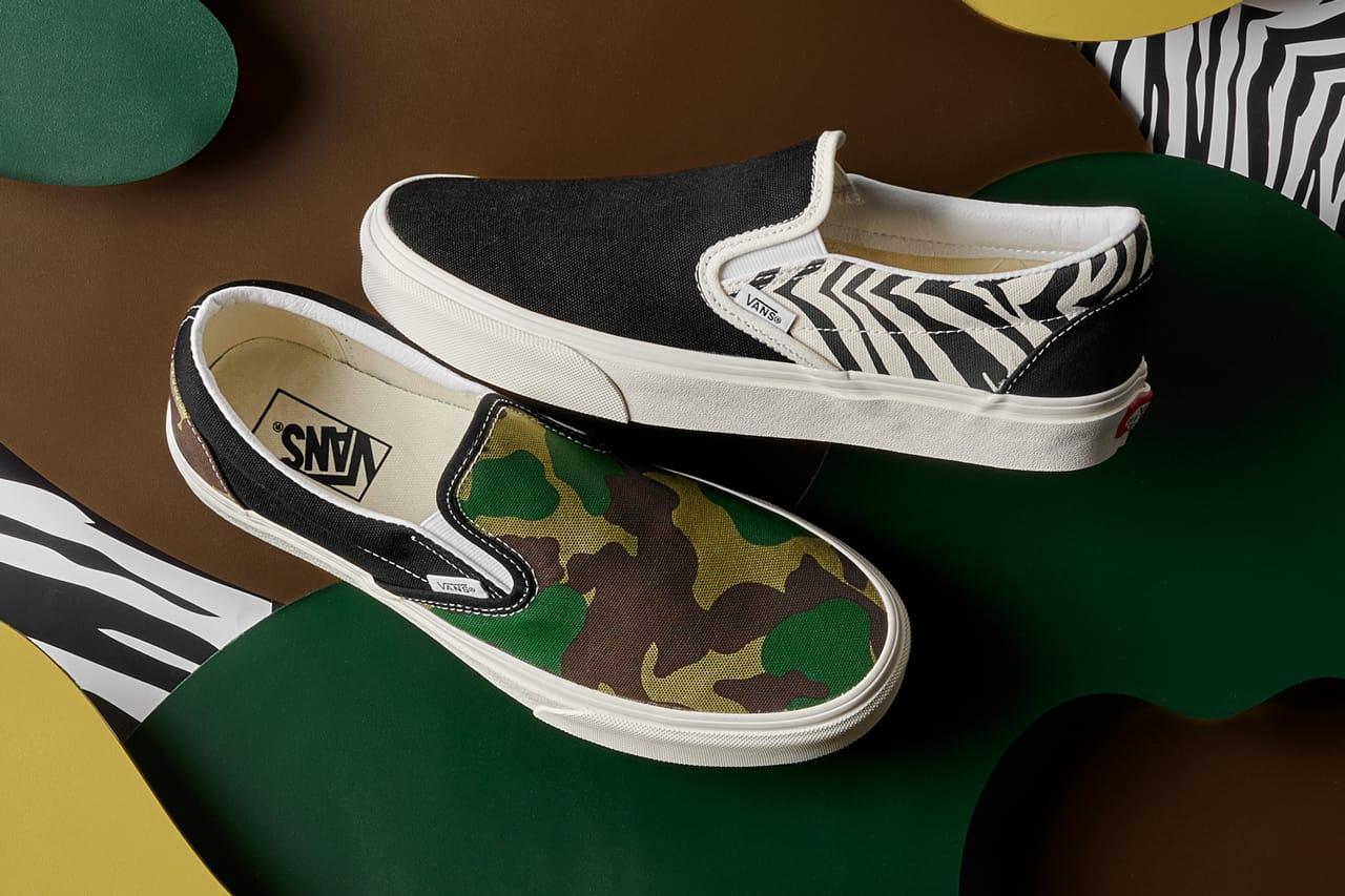Vans Mismatch Era Sneaker, Slip-On Pack