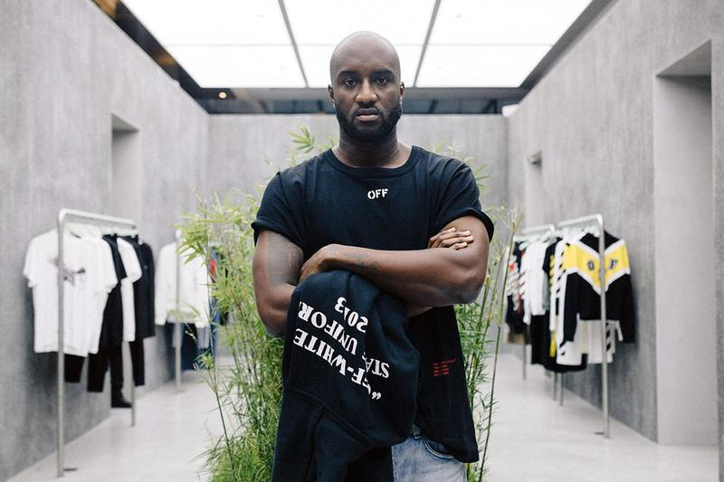 Virgil Abloh Announces Off-White Miami Flagship store retail oma design firm