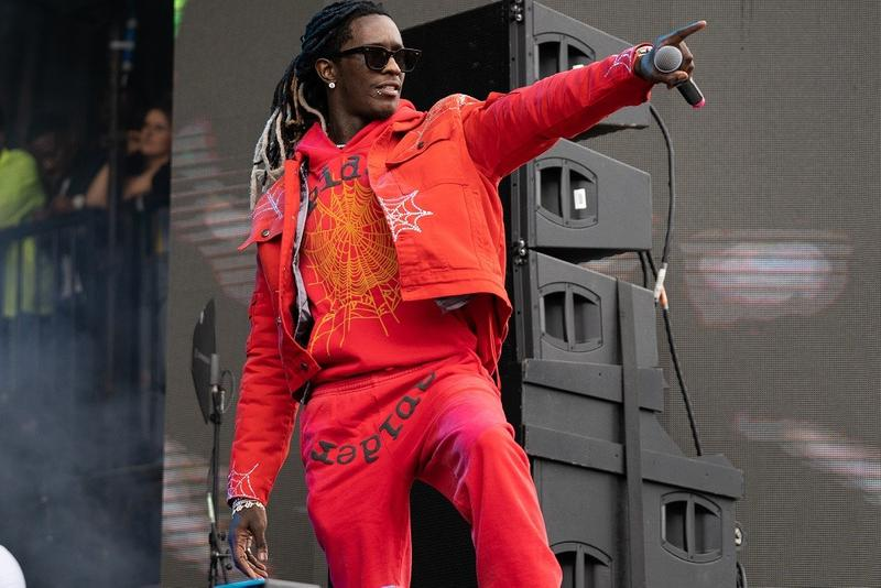 Young Thug Launches SPIDER Clothing Brand Release Info Date Buy Price