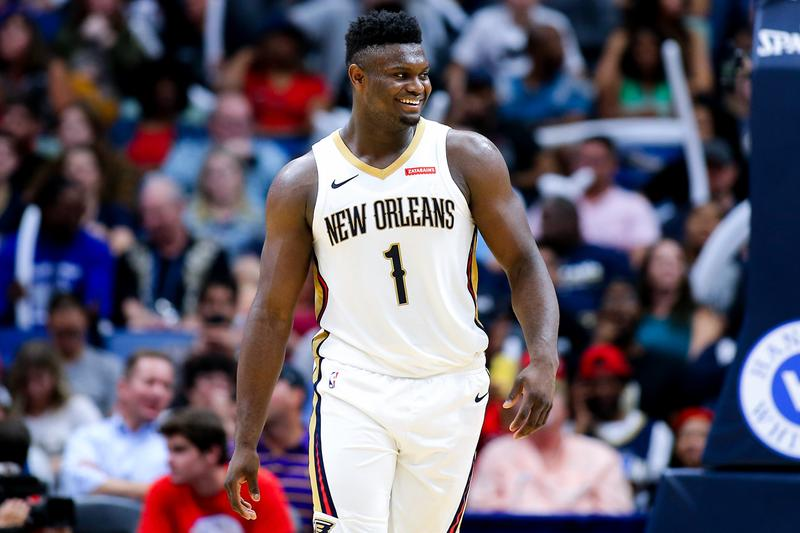 Zion Williamson new orleans pelicans nba basketball Learning to Walk and Run Differently Knee Rehab rehabilitation meniscus training gait walking running