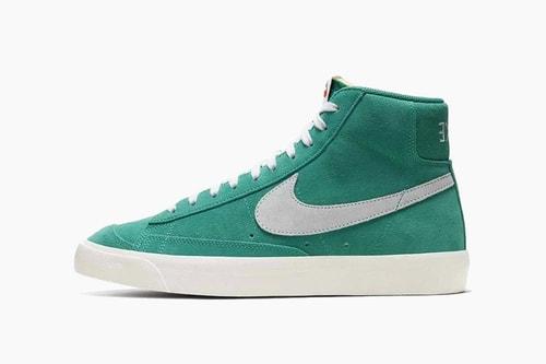 "Nike Blazer Mid '77 ""Neptune Green"""