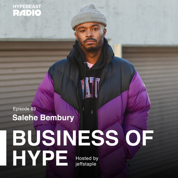 Salehe Bembury Is Sneaker Culture's Renaissance Man