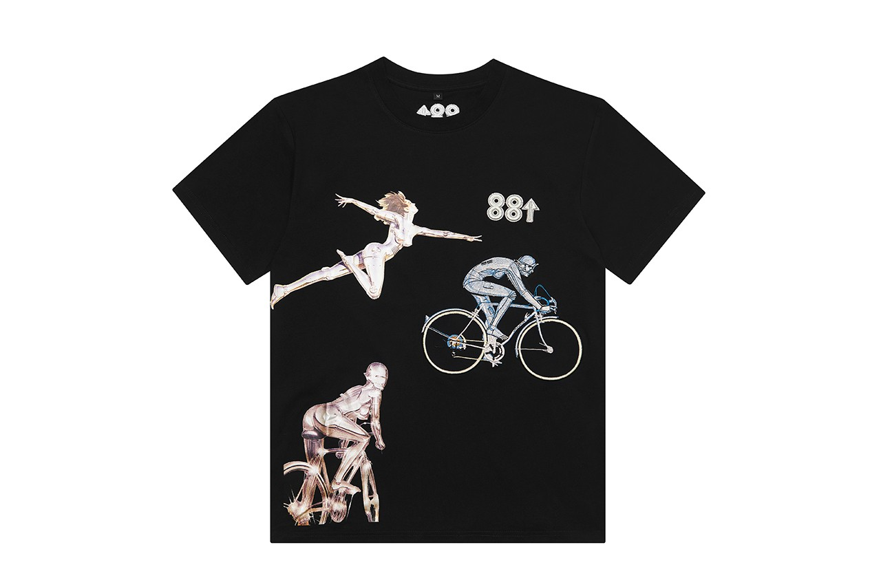 88rising Hajime Sorayama Release AR Collection instagram head in the clouds ii festival album collaboration hoodie t-shirt pants cap hat - skate decks skateboards japanese artist