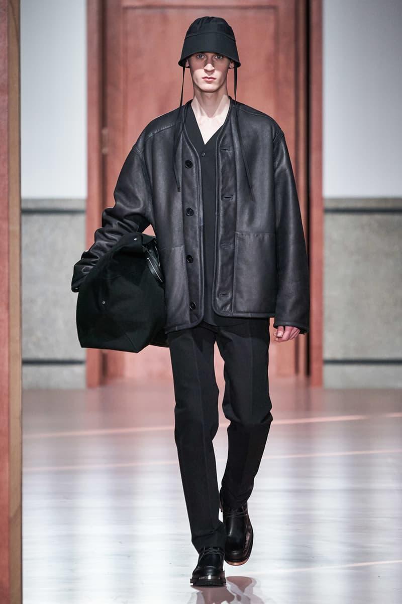 OAMC FW20 Paris Fashion Week Runway Show Backstage collection luke meier bts look behind the scenes menswear pfw oamc adidas