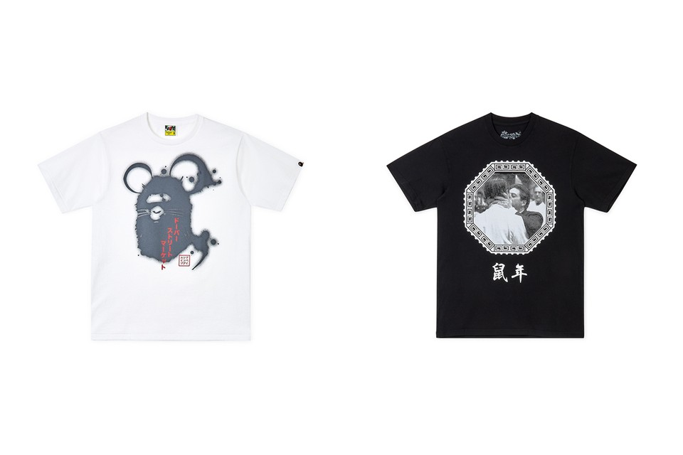 """BAPE, Stüssy, Noah & Many More Join Dover Street Market for """"Year of the Rat"""" Capsule"""
