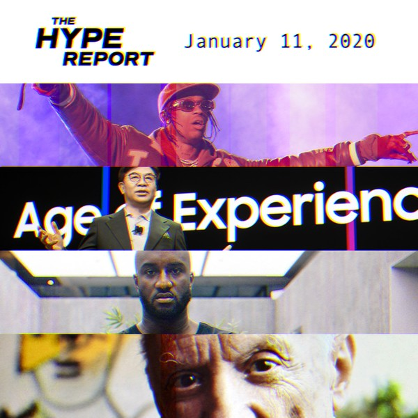 The HYPE Report: Travis Scott Teases His Nike SB Dunk Low Collab, CES 2020 Recap and More