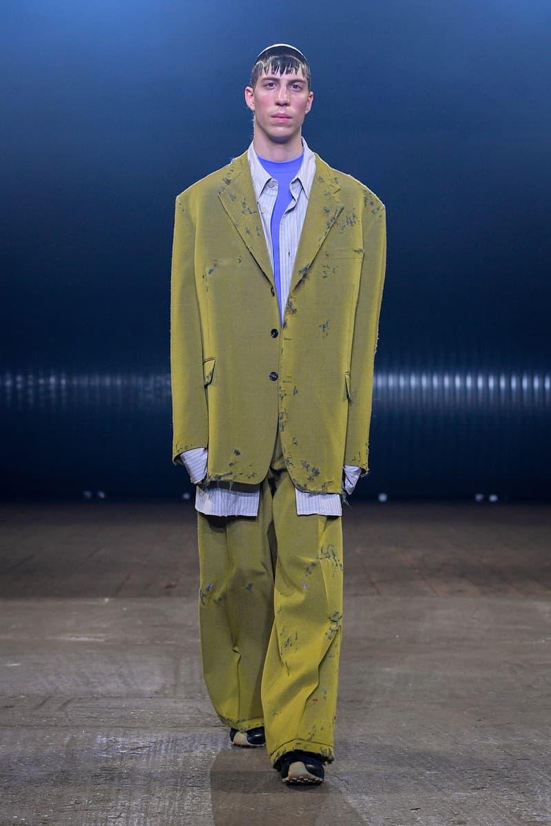 Marni Fall/Winter 2020 Runway Collection MFW milan fashion week fw20 Francesco Risso Michele Rizzo