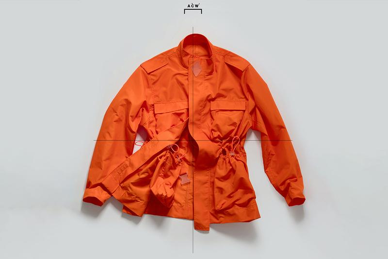 A-COLD-WALL* samuel ross london fashion week mens lfwm exhibition gifting collection sp-1 m-65 truman brewery shoreditch registration details how to attend where is it virgil abloh heron preston