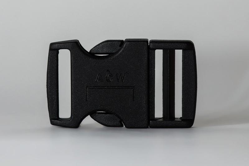a-cold-wall samuel ross hardware package zipper elastic drawcord buckle metal nylon silicone release information open source customize buy cop purchase