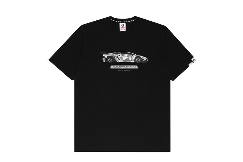 Liberty Walk x AAPE Capsule Release collaborations aape by a bathing ape cars automotive japan