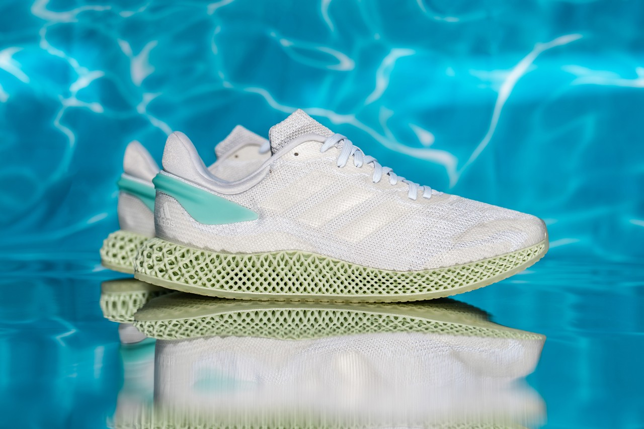 adidas originals parley for the oceans super bowl liv 54 miami end plastic waste futurecraft loop university of miami recycle upcycle biodegradable jimmy graham david njoku von miller uncle luke chad johnson ochocinco Roni Avissar dean Rosenstiel School of Marine and Atmospheric Science climate change pollution polyester james carnes sustainability Cameron Collins football nfl patrick mahomes Fg Walton Smith ship boat