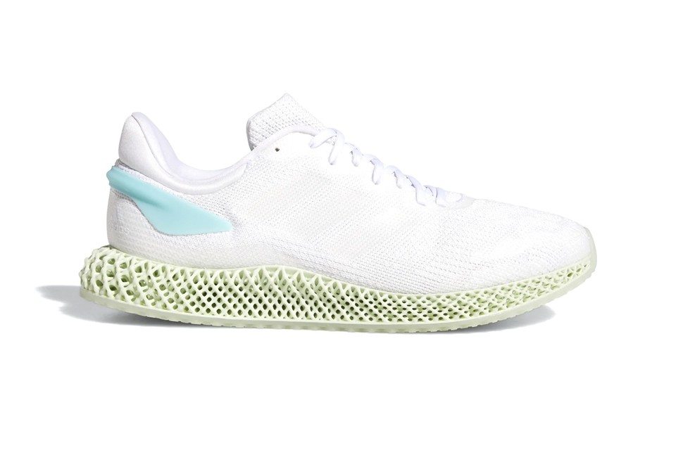 adidas' Latest 4D RUN 1.0 LTD Is an Homage to the Colors of Miami