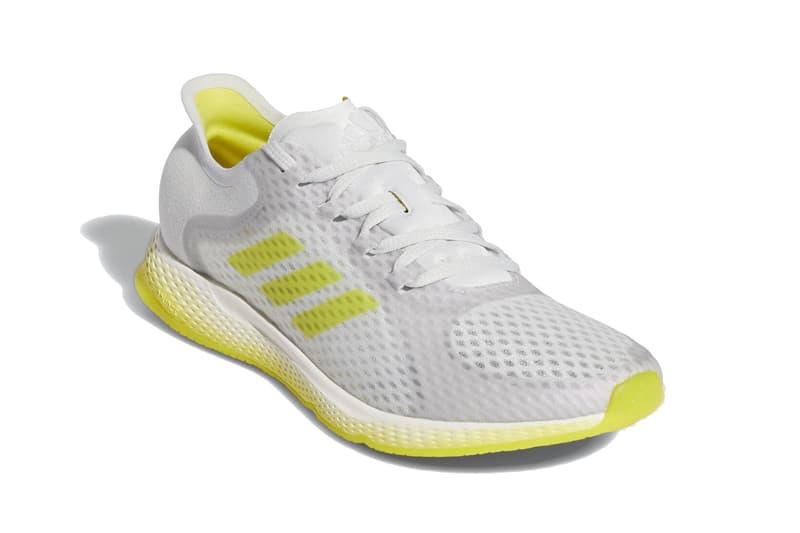 adidas focusbreathein focus breathe in dash grey shock yellow running white EG1096 signal coral EE7721 release date info photos price sneaker colorway