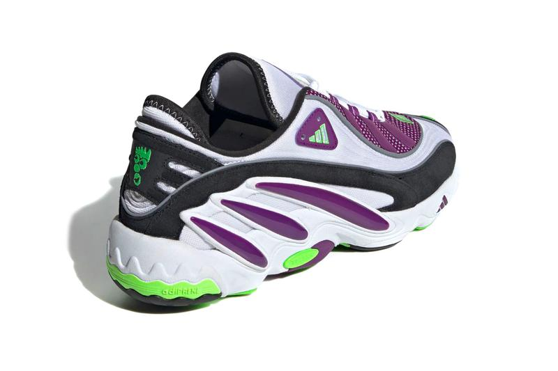 adidas FYW 98 Gray Two Signal Coral Glory Purple Solar Green FOOTWEAR WHITE YELLOW TINT footwear sneakers shoes kicks runners trainers fall winter 2020 collection three stripes