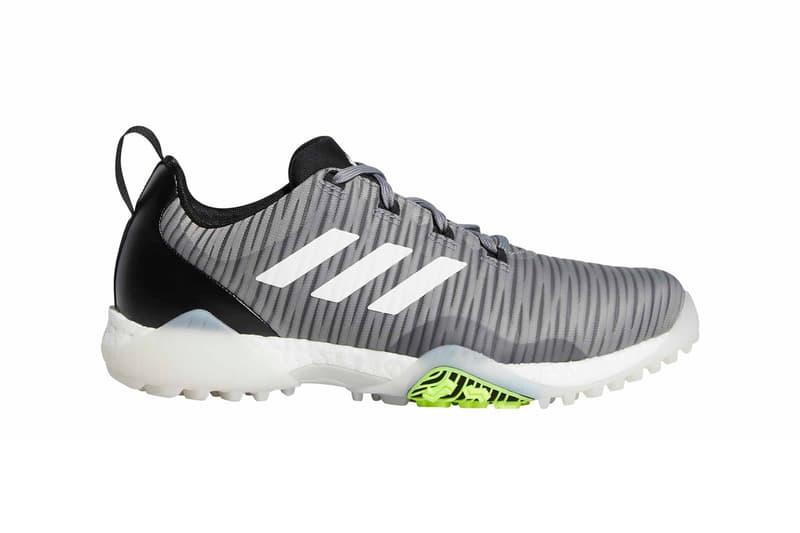 adidas golf codechaos code chaos collection white neon green blue