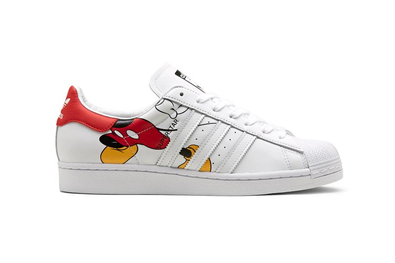 adidas Originals Chinese New Year Mickey Mouse Pack cny collaborations year of the rat sneakers bags fashion accessories
