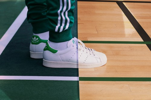 adidas Originals Combines Two Iconic Silhouettes to Create the Superstan
