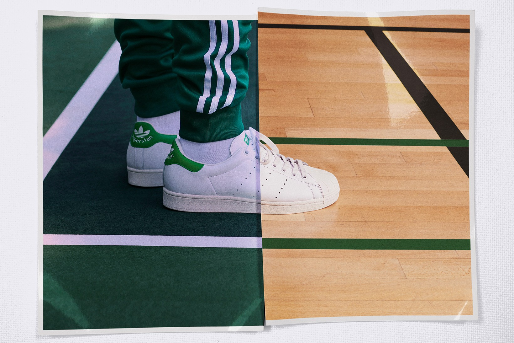 stan smith shoes green
