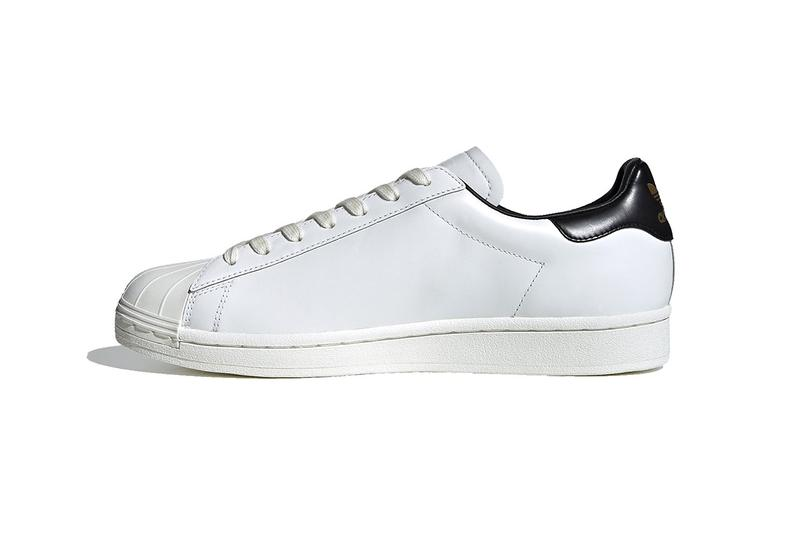 """adidas Superstar Pure """"London"""" """"Ftwr White/Core Black/Gold Metallic"""" Fv3016  Shell Toe Three Stripes Release Information Drop Cop First Look Announcement Smooth Premium Luxurious Leather"""