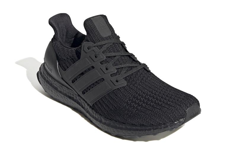 adidas ultra boost triple black release details sneakers shoes