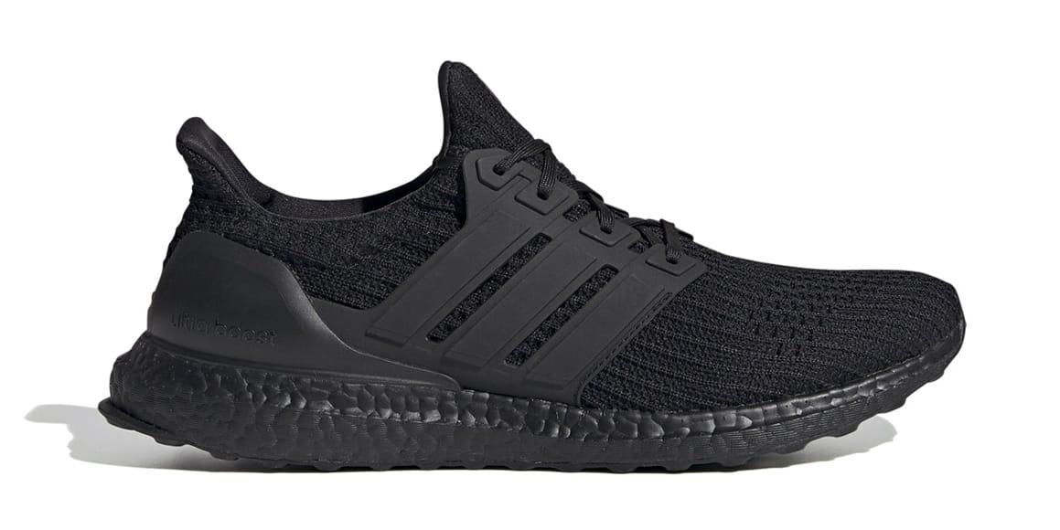 all black ultra boost 4.0