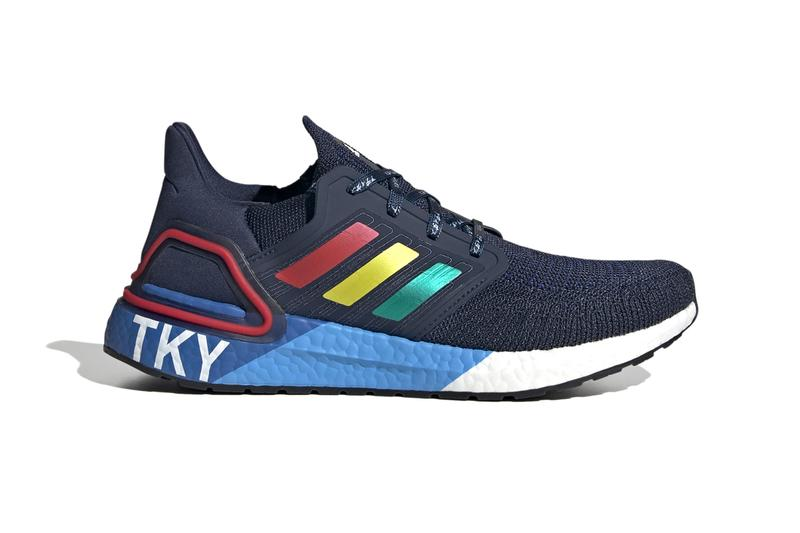 adidas UltraBOOST 20 City Pack Tokyo Seoul Hong Kong Bangkok Sydney Osaka Taipei Singapore asia footwear shoes sneakers runners trainers kicks originals boost midsole fall winter 2019